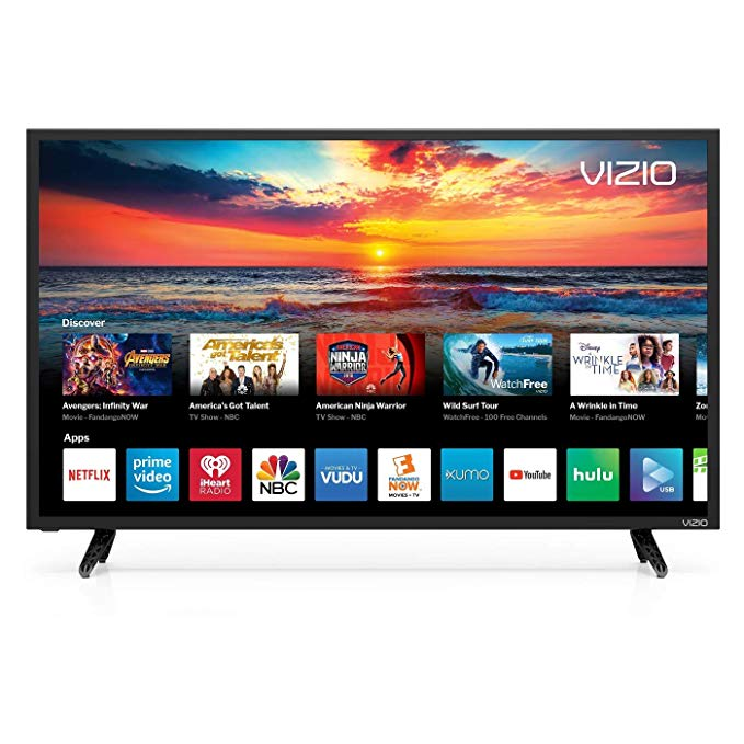An image related to VIZIO D-Series D40f-F1 40-Inch FHD LED 120Hz TV