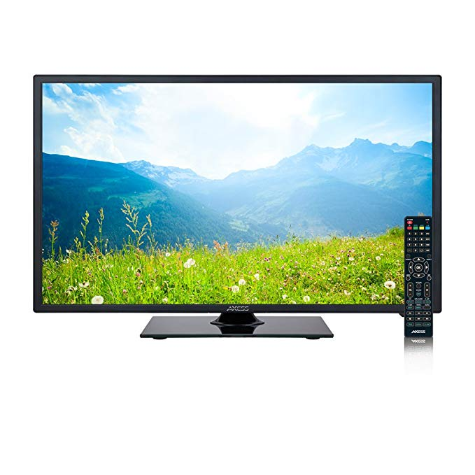An image related to AXESS TV1705-24 24-Inch Flat Screen 3D HD LED 60Hz TV