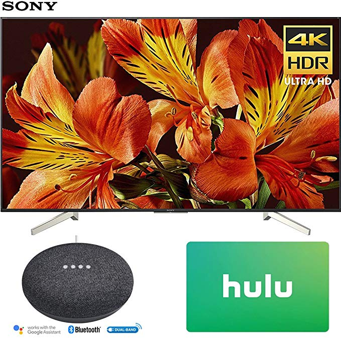 An image related to Sony XBR75X850F 75-Inch HDR 4K LED Smart TV with Sony Motionflow XR