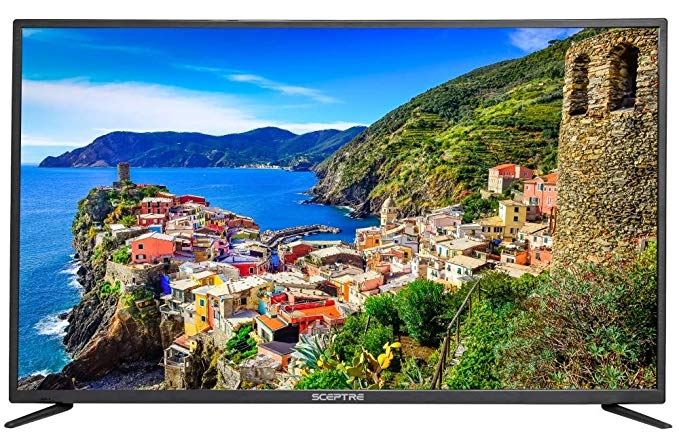 An image related to Sceptre U518CV-UM 50-Inch 4K LED TV with MEMC 120