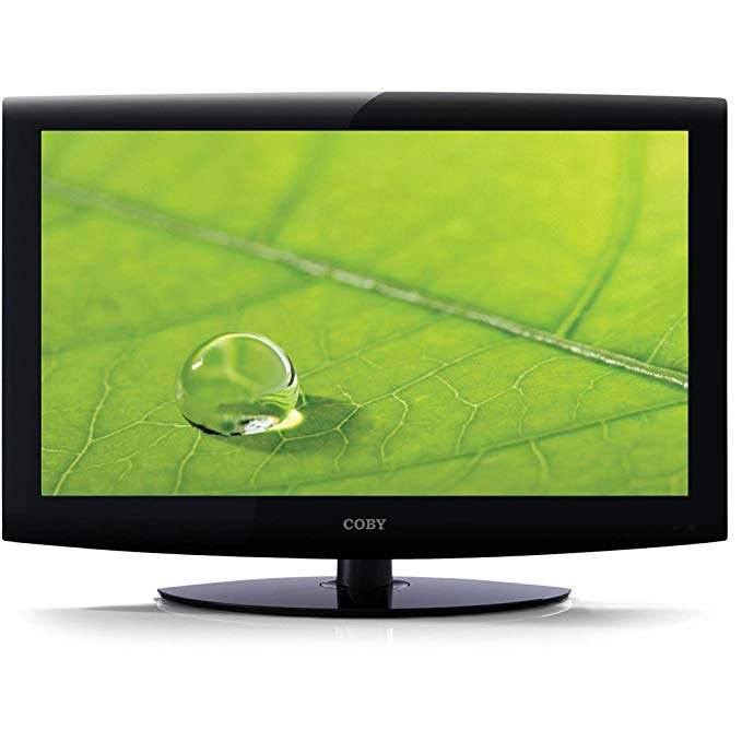 An image of Coby TFTV3227 32-Inch HD LCD 60Hz TV