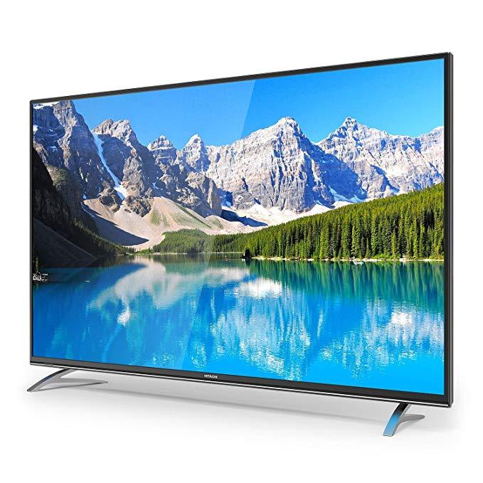 An image of Hitachi 50R8 50-Inch 4K LED TV