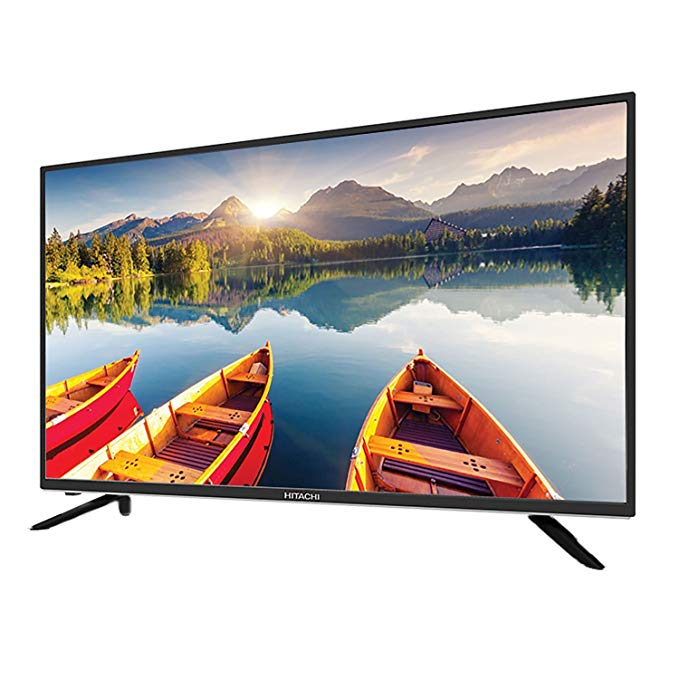 An image related to Hitachi Alpha Series LE40A509 40-Inch HD LED 120Hz TV