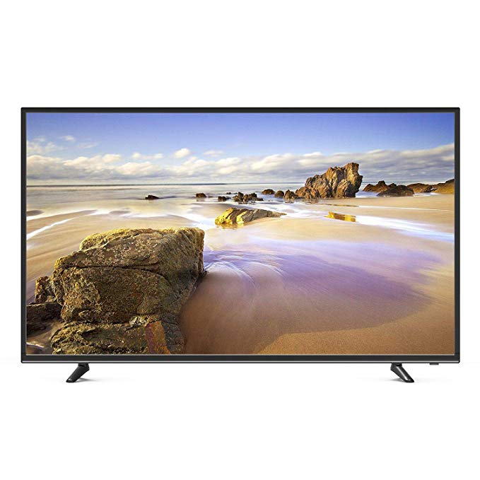 An image related to Hitachi Alpha Series 40E31 40-Inch HD LED TV with Clear Motion Picture