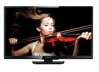 An image related to Magnavox MVX32MV304X 32-Inch Slim Bezel LED TV with Brilliant Motion Rate 120