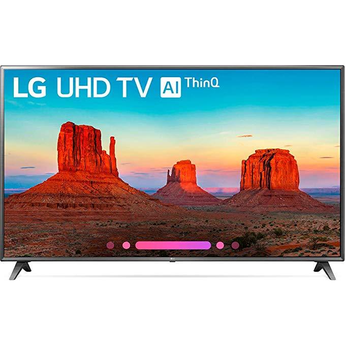 An image of LG 70UJ6570 70-Inch HDR Flat Screen 4K LED TV