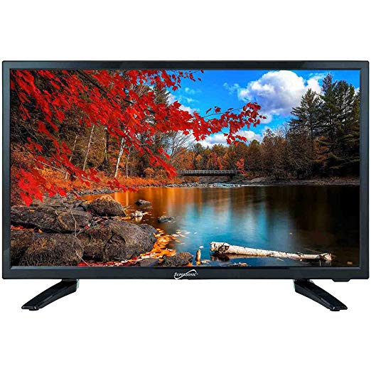 An image of SuperSonic SC-2411 24-Inch HD LED TV