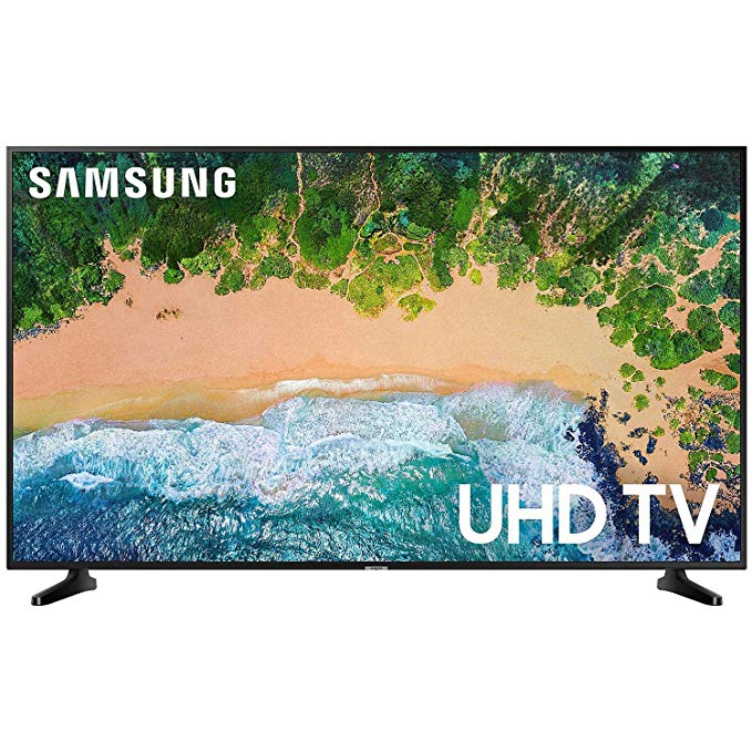 An image of Samsung UN50NU6950FXZA 50-Inch HDR 4K LED TV