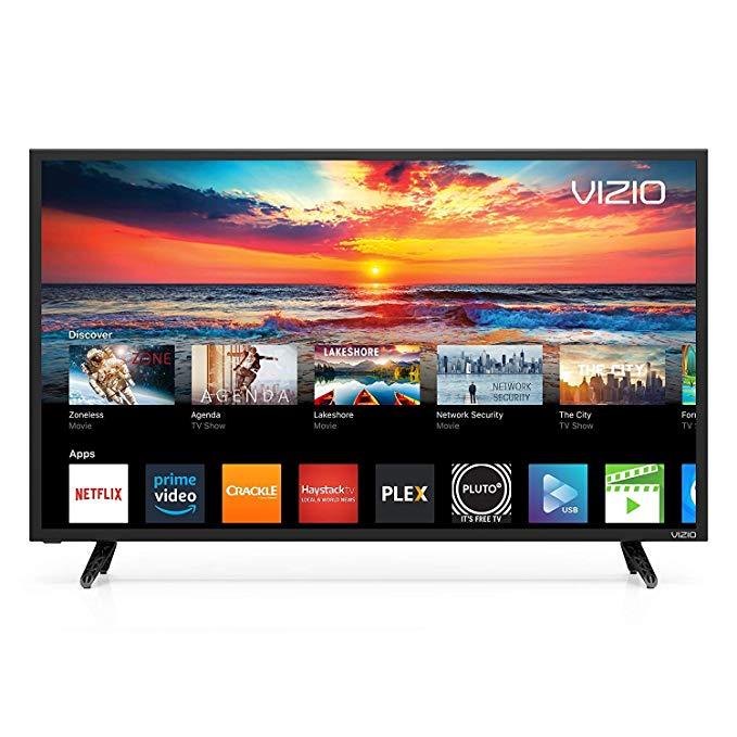 An image of VIZIO D-Series D43F-F1 43-Inch FHD LED TV