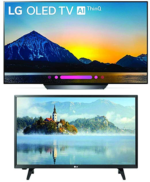 An image related to LG OLED55B8PUA 55-Inch 4K OLED TV