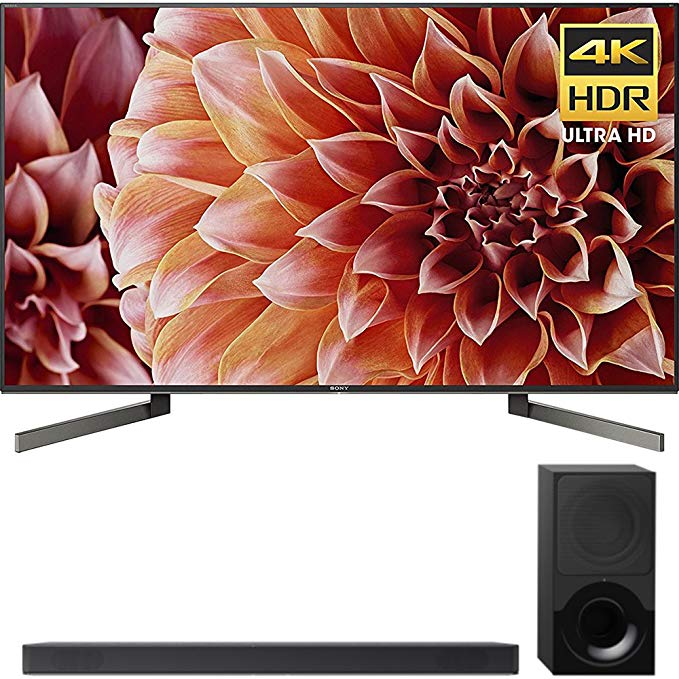 An image of Sony E11SNXBR65X900F 65-Inch HDR 4K LED TV with X-Motion Clarity | Your TV Set