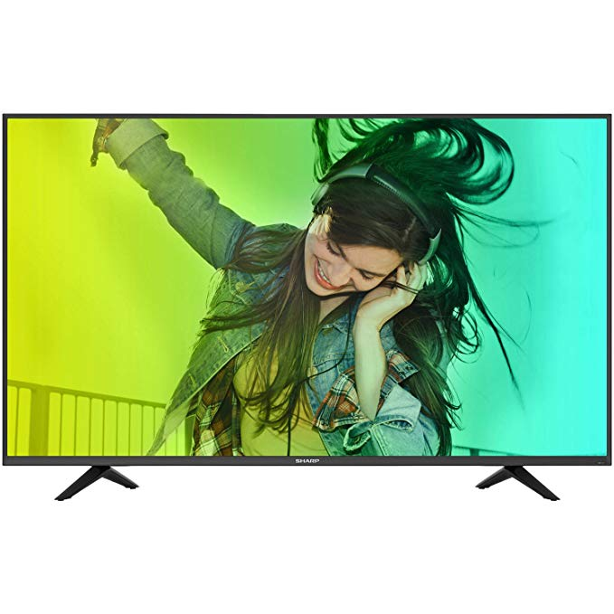 An image related to Sharp 50N6000U 50-Inch HDR 4K LED TV