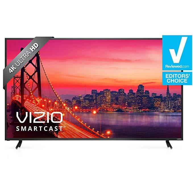 An image of VIZIO E-Series E65-E0 65-Inch 4K XLED TV