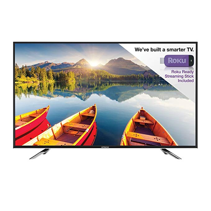 An image related to Hitachi Alpha Series LE55A6R9 55-Inch HD LED TV