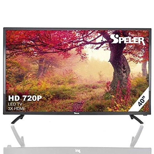 An image related to Speler SP-LED40 40-Inch HD LED 60Hz TV