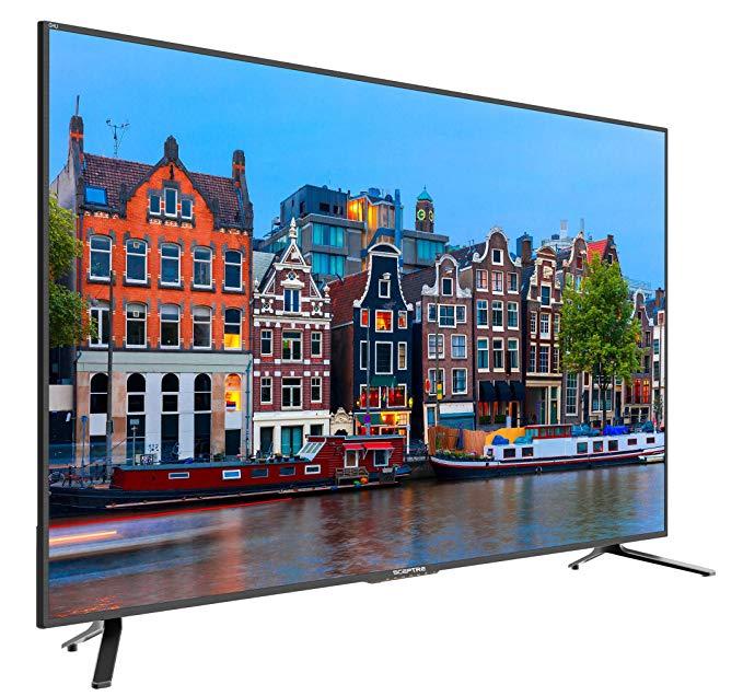An image related to Sceptre U650CV-U 65-Inch 4K LED 60Hz TV