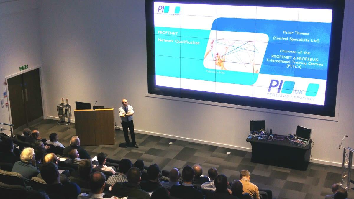 PI UK seminar at MTC Coventry