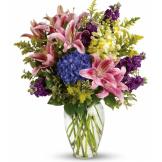 Love Everlasting Bouquet (Deluxe)
