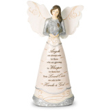 In Memory - Angel Figurine, 9 in