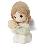 Precious Moments - Safe In The Arms Of An Angel
