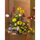 Garden Style Floral Bouquet