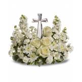 Divine Peace Bouquet (Premium)