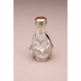 Circle of Love Tear Bottle with Mini Dome