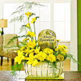 Always Remembered Garden Basket