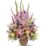 Ever Upward Bouquet (Standard)