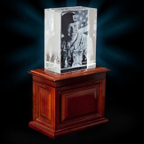 Memories In Crystal - Signature Urn
