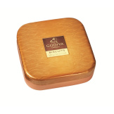 Godiva Biscuit Gift Tin (50 pc)