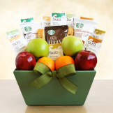 Starbucks Condolences Basket