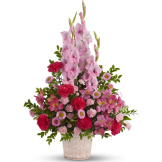 Heavenly Heights Bouquet (Standard)