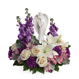 Beautiful Heart Bouquet (Premium)