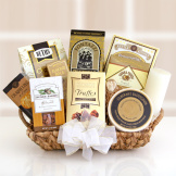 Memories Shared Sympathy Basket