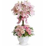 Blushing Lilies (Premium)