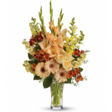 Summer's Light Bouquet (Deluxe (pictured))