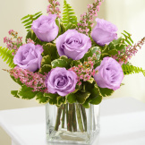 Love's Embrace Roses – Purple