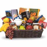 Grande Gourmet Fruit Basket (Standard)