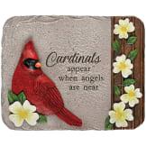 Cardinal Memorial Garden Stone