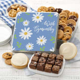 Mrs. Fields With Sympathy Combo Tin
