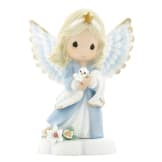 Precious Moments - In The Radiance Of Heaven's Light - Bereavement Figurine