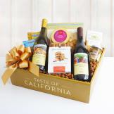 Best of California Wine Gift Basket