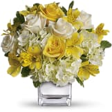 Sweetest Sunrise Bouquet (Deluxe)