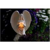 Solar Angel Statue to Send as Unique Sympathy Gift Remembrance