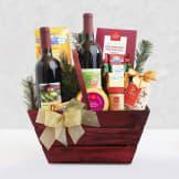 Napa Valley Charm Wine Gift Basket
