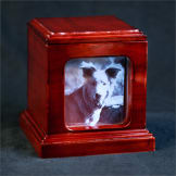 Memories In Crystal - Pet Urn