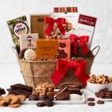 Chocolate Delights Basket