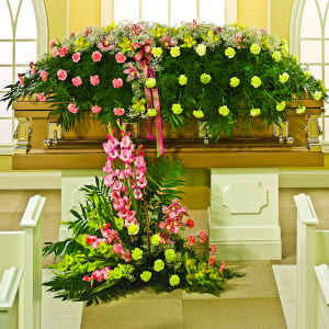 Eternal Garden Basket