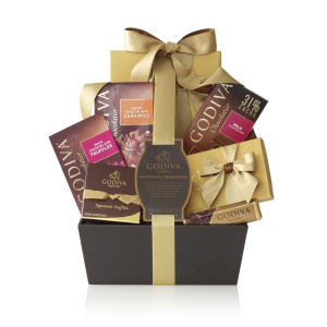 Godiva Chocolate Celebration Signature Gift Basket